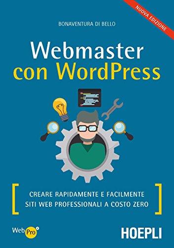 Webmaster con WordPress