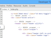 Chrome, persistent authoring in devtools.