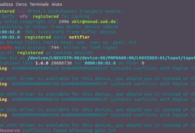 Bash: eliminare i commenti da un file di configurazione