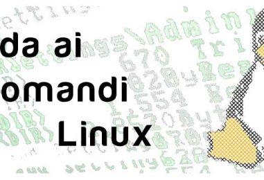 Guida comandi Linux: hardware