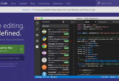 Visual Studio Code Remote develpment SSH