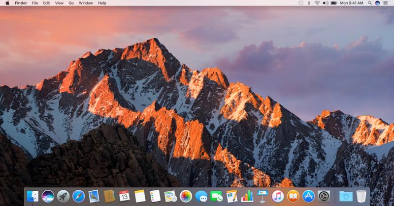 macOS: addio dashboard