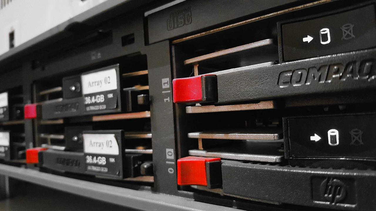 Monitorare un server